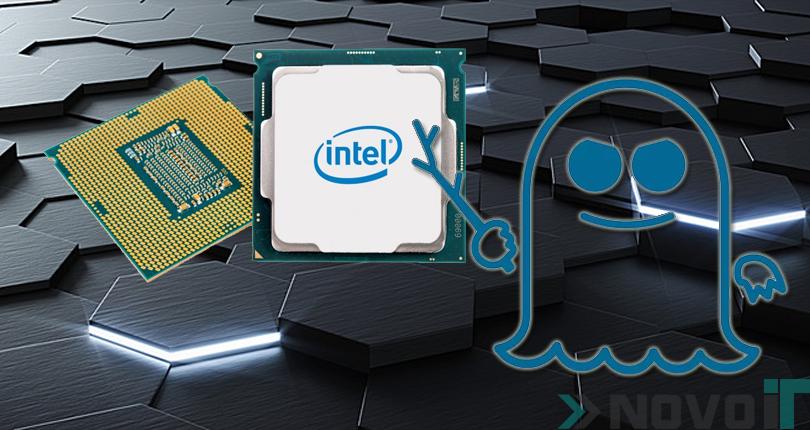 Уязвимость CPU Intel Spectre